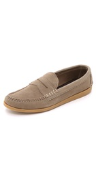 Quoddy True Penny Loafer Shoes Mole