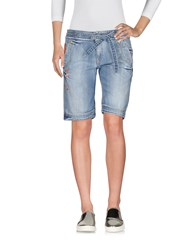 Killah Denim Bermudas Blue