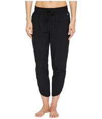 Jockey Active Swift Woven Tapered Pants Deep Black Casual Pants