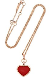 Chopard Happy Hearts 18 Karat Rose Gold