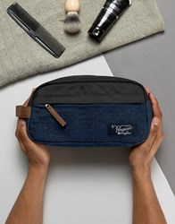 Original Penguin Toiletry Bag Navy