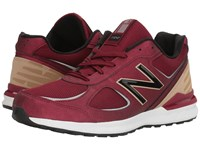 New Balance 770V2 Admiral Red Black Men's Running Shoes
