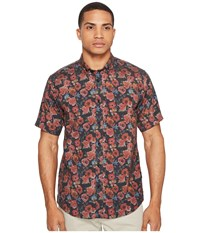 Publish Jovani Floral Button Down Red Men's Clothing
