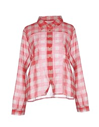 Laurence Dolige Shirts Shirts Women Red