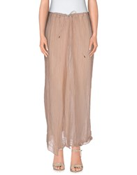 Ottod'ame Skirts Long Skirts Women Light Pink