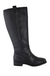 San Jacinto Lone Star Riding Boot Wide Width Available Black