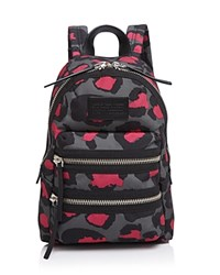 Marc By Marc Jacobs Domo Arigato Leopard Print Mini Packrat Backpack