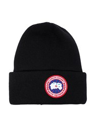Canada Goose Cg Hat Beany Blk Black