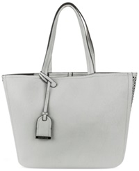 Kenneth Cole Reaction Clean Slate Medium Shopper Perforated Pale Wheat