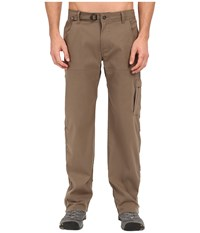 Prana Stretch Zion Pant Mud Casual Pants Taupe