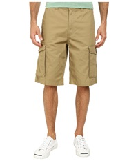 L R G Rc Classic Cargo Shorts Dark Khaki Men's Shorts