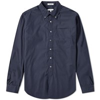 Engineered Garments 19Th Century Button Down Shirt Blue