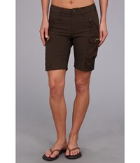 Fjall Raven Nikka Short Dark Olive Women's Shorts