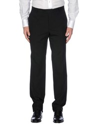 Paoloni Trousers Casual Trousers Men Black