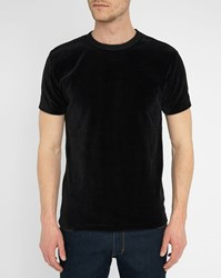 Our Legacy Black Perfect Velvet T Shirt
