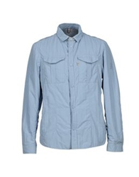 Geospirit Jackets Sky Blue