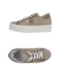 2Star Low Tops And Trainers Khaki