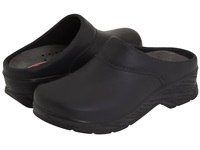 Klogs Usa Abilene Black Women's Clog Shoes