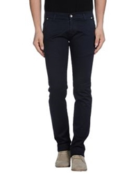 Nichol Judd Casual Pants Dark Blue