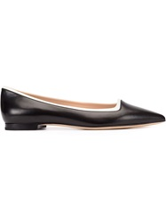 Derek Lam 'Madison' Slippers Black