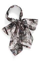 Bcbgeneration Women's Butterfly Bow Tie Scarf