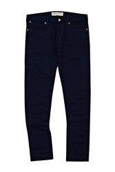 French Connection Men's Co Skinny Black Jeans Denim Rinse