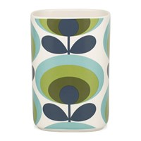 Orla Kiely '70S Flower Utensil Pot