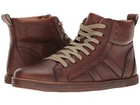 Bed Stu Brentwood Mocha Dirty Veg Men's Lace Up Boots Brown