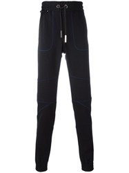Philipp Plein Mine Track Pants Black