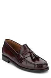G.H. Bass Men's And Co. Wallace Tassel Loafer Burgundy
