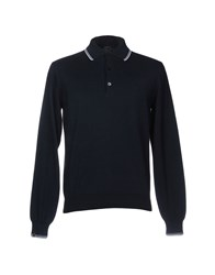 Bramante Sweaters Dark Blue