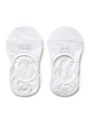Falke 'Invisible Step' Ankle Socks White