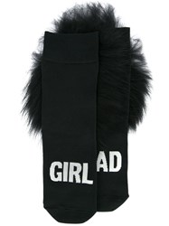 Hysteric Glamour Bad Girls Socks Black