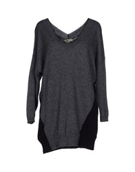 Tua Nua Sweaters Grey