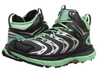 Hoka One One Tor Speed 2 Mid Dark Shadow Mint Green Women's Shoes Black