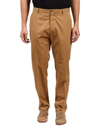 Carven Casual Pants Camel