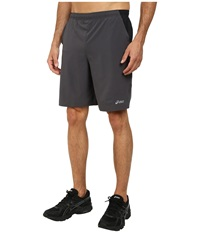 Asics Everyday Short 9 Steel Black Men's Shorts Blue