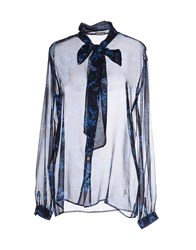 Galliano Blouses Blue