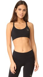Lucas Hugh Core Performance Sports Bra Black