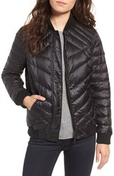 Bernardo Women's Water Resistant Insulated Bomber Jacket
