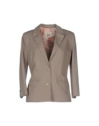 Gaudi' Suits And Jackets Blazers Women Grey