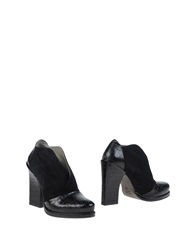 Malloni Shoe Boots Black