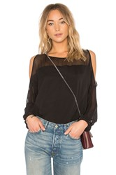 Charli Nova Blouse Black