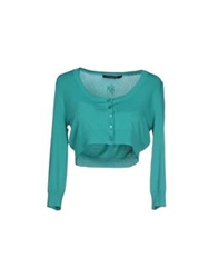Guess By Marciano Cardigans Emerald Green