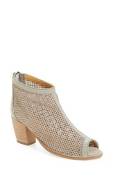 Charles By Charles David Women's Unify Bootie Taupe Suede