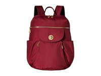 Baggallini Gold Capetown Backpack Berry Backpack Bags Burgundy