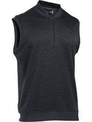 Under Armour Men's Storm Sweater Fleece Vest Dark Grey