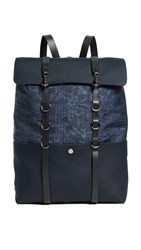 Mismo Adjustable Backpack Navy Black
