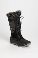 The North Face Women's 'Shellista' Boot Shiny Black