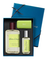 Atelier Cologne Cedrat Enivrant Cologne Absolue 200 Ml With Personalized Travel Spray 30 Ml Bordeaux